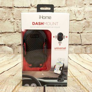 iHome Universal Cell Phone Swivel Dash Car Mount